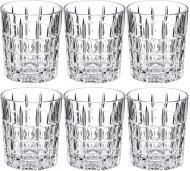 Набір склянок для віскі Diplomat 320 мл 6 шт. Bohemia