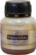 Розчин для декорування металевих поверхонь Feidal Patina-Effect жовтий 0,1 л