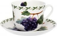 Чашка с блюдцем Grape 450 мл PB8101 Maxwell & Williams