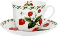 Чашка с блюдцем Strawberry 450 мл PB8107 Maxwell & Williams