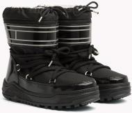Сапоги Tommy Hilfiger W1285ANDA 7C2 FW0FW02073-990 р.37 черный