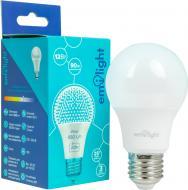 Лампа світлодіодна Emilight 12 Вт A60 матова E27 220 В 4000 К