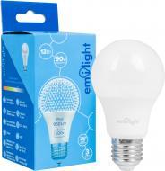 Лампа світлодіодна Emilight 12 Вт A60 матова E27 220 В 6000 К