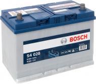 Акумулятор автомобільний Bosch 6СТ-95 95А 12 B «+» праворуч