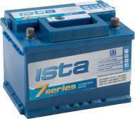 Акумулятор автомобільний Ista 6СТ-60A2 60А 12 B «+» праворуч