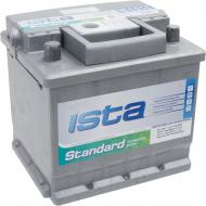 Акумулятор автомобільний Ista Standard СНГ 50А 12 B «+» ліворуч