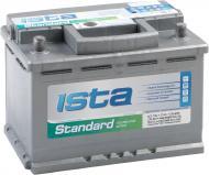 Акумулятор автомобільний Ista Standard 77А 12 B «+» ліворуч