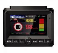 Комбинированное устройство Playme Omega GPS Черное (25986)