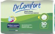 Підгузки Dr.Comfort для дорослих M 85-125 см 30 шт.