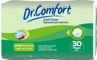 Підгузки Dr.Comfort для дорослих L 100-150 см 30 шт.