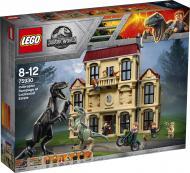 Конструктор LEGO Jurassic World Лють індораптора у Локвуд-Істейт 75930
