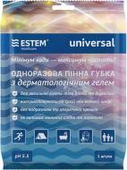 Пінна губка Естем Universal з дерматологічним гелем 1 шт.