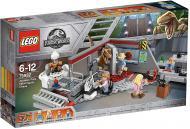 Конструктор LEGO Jurassic World Парк Юрського періоду: переслідування раптора 75932