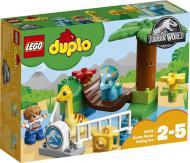 Конструктор LEGO Duplo Зоопарк із лагідними гігантами 10879