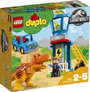 Конструктор LEGO Duplo Вежа тиранозавра 10880