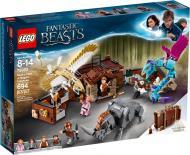 Конструктор LEGO Harry Potter Валізка з магічними тваринами Ньюта 75952