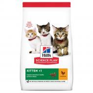 Сухий корм Hills Science Plan Kitten Ch 0,3 кг для кошенят зі смаком курки