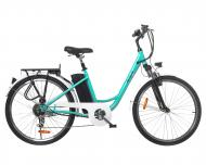 Електровелосипед Maxxter CITY/LightBlue