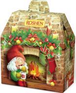 Подарунок новорічний Roshen №12 19 Новорічний камін 640 г (4823077623370)