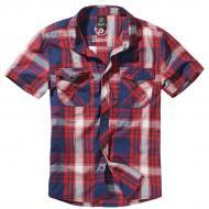 Рубашка Brandit Roadstar S Красный (4012.164)