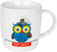 Чашка Морские совы Боцман 360 мл 21-272-067 Keramia