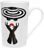 Чашка Модная девушка 26173 390 мл 21-279-020 Keramia