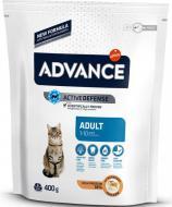 Сухой корм для кошек Advance Cat Chicken & Rice 0.4 кг. с курицей и рисом для взрослых котов и кошек