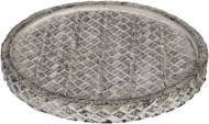 Піддон керамічний Edelman Alma круглий (59090) сірий