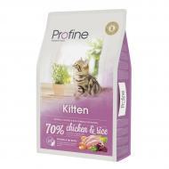 Сухой корм Profine Cat Kitten 10 кг для котят (курица)