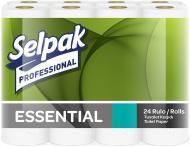 Туалетний папір туалетний папір Selpak Professional Essential двошаровий 24 шт.