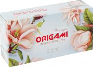 Серветки гігієнічні у боксі Origami 150 шт.
