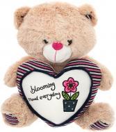 М'яка іграшка Lapulli Ведмедик із серцем 44 см 014SBX033