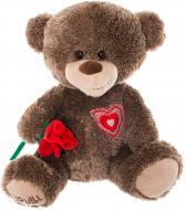 М'яка іграшка Lapulli Ведмедик з квіткою 46 см 014SBX316-2