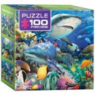Пазли Eurographics Підводний сад 8104-0628