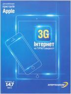 Стартовий пакет ІНТЕРТЕЛЕКОМ Micro Ruim 3G Інтернет