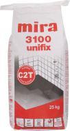 Клей для плитки Mira 3100 Unifix 25кг