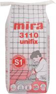 Клей для плитки Mira 3110 Unifix 25кг