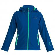 Куртка Hi-Tec Iker JR 152 Синяя (5901979176992IG-152)