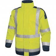 Куртка сигнальна утеплена Delta Plus EASYVIEW р. XXL EASYVJMXX жовтий