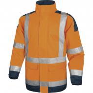 Куртка сигнальна утеплена Delta Plus EASYVIEW р. S EASYVOMPT помаранчевий