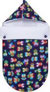 Конверт для новорожденных GoForKid Лулу 40х75 см синий/разноцветный 9116-202-995-2