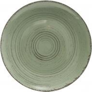 Тарелка подставная Antique green 27 см Bella Vita