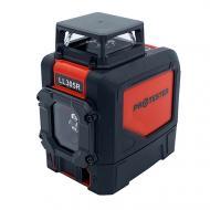 Рівень лазерний PROTESTER H360°/1V червоний промінь LL305R