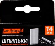 Шпильки для ручного степлера Дніпро-М для будівельного степлера 14 мм тип 53 (А) 1000 шт. 76229001