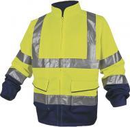 Куртка сигнальна Delta Plus PH2 зі світловідбиваючими смугами р. XXXL PHVE2JM3X жовтий