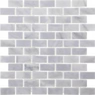 Плитка KrimArt мозаїка МКР-11П Mix White 30,3x32,5 cм