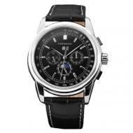 Наручные часы Forsining 319 Black-Silver-Black (1059-0022)