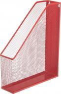 Лоток для паперів червоний 338x248x70 мм