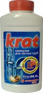 Засіб гранульований для чищення труб Kavati Krat 250 г
