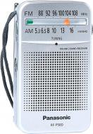 Портативний радіоприймач Panasonic RF-P50DEG-S RF-P50DEG-S